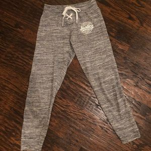 Like new Justice joggers for girls size 8